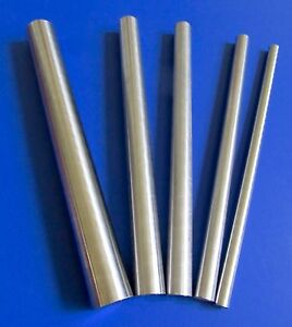 17 4 Stainless Steel Rod Round 1 1 000 Dia 6 Long Qty 2 certs