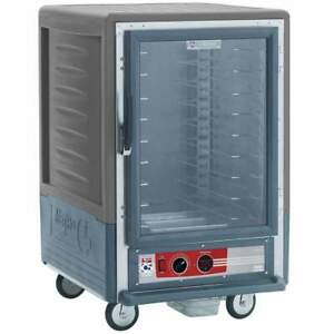 Metro C535 hlfc u gy C5 Half Size Heated Holding Cabinet 3 Series Insulated Low
