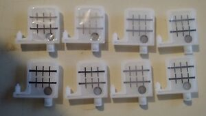 Large Damper For Mimaki Jv3 And Other Printers Using Dx4 Printhead Lot Of 8