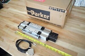 New Parker 404xr Linear Actuator Precision Ground Ballscrew Nema17 Cnc Z axis