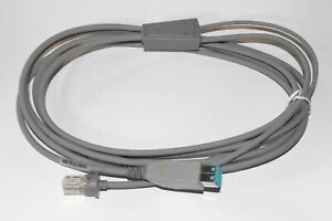 Metrologic 54 54074b 3 Y Type Double Usb A Plus Power Bt Barcode Scanner Cable