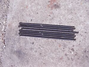 8 Farmall H Early Sh Tractor Ih Engine Motor Push Rods Ih