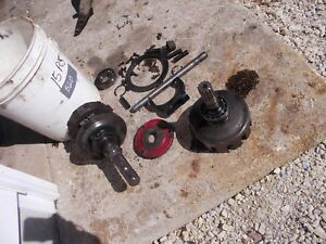 Farmall 350 300 400 450 460 560 Tractor Working Live Ihc Pto Unit In Parts Ih