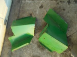 John Deere Mt Tractor Jd Left Right Platform Step Foot Rest Platform Steps