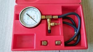 Snap On Usa Fuel Injection Pressure Gauge Set Mt337a
