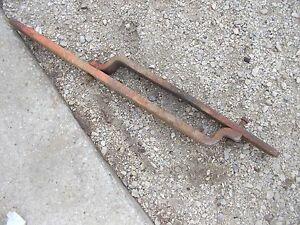 Allis Chalmers Wd Wd45 45 Tractor Ac Orgl Snap Coupler Drawbar Draw Bar Tongue
