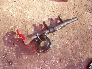 Farmall 560 Tractor Torque Amplifier Ta Engagement Lever Throw Out Bearing