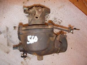 Farmall 560 Or 460 Ihc Tractor Original Ih Good Working Carburetor Assembly