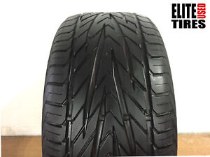 1 General Exclaim Uhp P255 40zr18 255 40 18 Tire 8 75 9 25 32