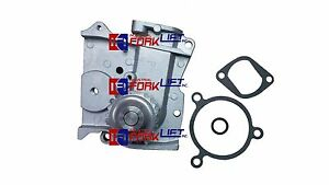 Hyster yale Forklift Fe re rd Engine Water Pump W gasket new part yt901302802