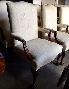 Kittinger Presidential Fireside Chairs 6 Available