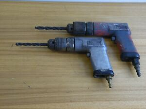 Snap On Pd30 1 2 And Pd3 3 8 In Snap On Drill Untested