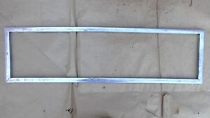 New Aluminum 1931 1932 Chevy Roadster Windshield Frame