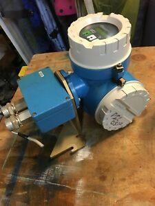Endress hauser Promag 33 T1f Md1fdb1d21a Tested