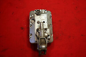 Jaguar Xke 3 8 Gearbox Top Cover Assembly