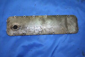 Austin Healey 100 4 Engine Side Cover Assembly