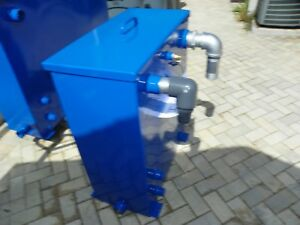 Truck Mount Carpet Cleaning Machine 60 Gallon Recovery Tank surplus Sale