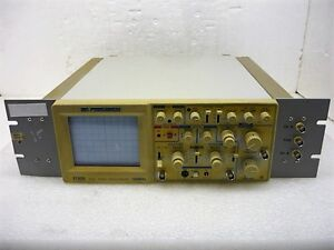 Bk Precision 2190b 100mhz Dual Trace Analog Oscilloscope Ships Today Tested