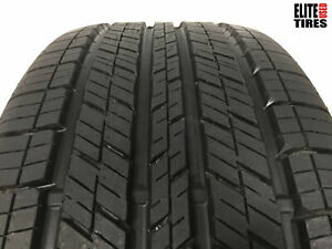 1 Continental 4x4 Contact P265 45r20 265 45 20 Tire Driven Once