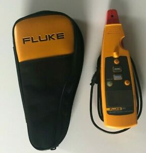 Fluke Milliamp Process Clamp Meter 771 Dmm Ac Ma Tester With Soft Case