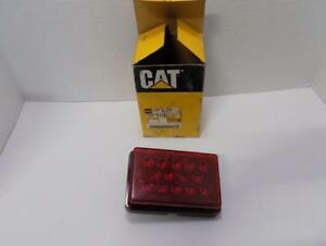 Caterpillar 135 0426 Oem Red Signal Lamp Assy
