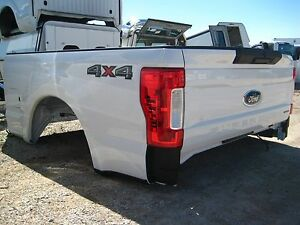 Ford Super Duty F250 F350 6 5 Shortbed Truck Bed 2017 2018 2019 Only Short Bed