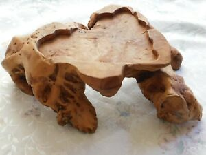 Big Old Chinese 6x5 Original Wood Stand Natural Shape