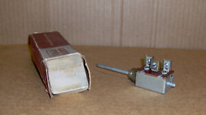 Nos 1951 1952 1953 Ford Mercury Lincoln Convertible Top Control Switch