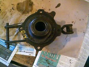 Allis Chalmers D14 Tractor Ac Transmission Throwout Bearing Carrier Mount Holder