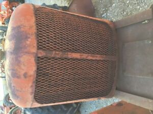 Allis Chalmers Ac Wd45 Wd Tractor Original Front Nose Cone Grill With Wings