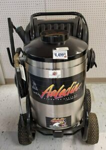 Aaladin 14 423ss Used Hot Water Pressure Washer