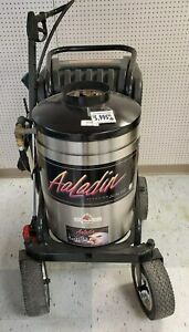 Aaladin 14 530sc Used Hot Water Pressure Washer