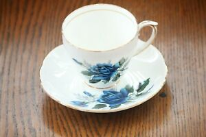 Beautiful Duchess Bone China Cup Saucer England