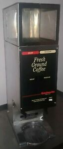 Grindmaster 250 Dual Hopper Commercial Coffee Grinder 11lb Capacity Our 1