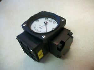 New Psid Midwest Pressure Gauge Instrument 142 aa 00 o aa 15p 0 15 Psi