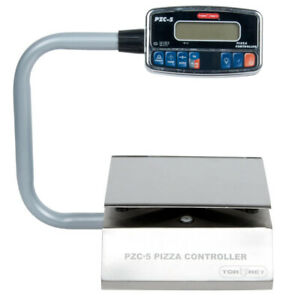 Tor rey Pzc 5 10 10 Lb X 002 Lb Pizza Portioning Scale