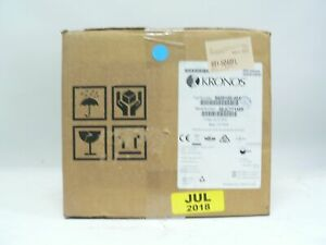 Kronos Intouch 9100 H4 Standard Hid Prox 8609100 003
