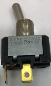 7546k40 Eaton Lot Of 30 Toggle Switch On off Spst Non Illuminated 7500 Serie