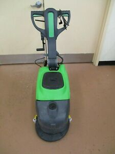 Ipc Eagle Ct15 14 Battery Powered Automatic Floor Scrubber