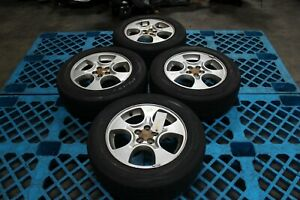 Jdm Subaru Forester Wheels Oem 16x7 Bridestone Tires 215 60 16