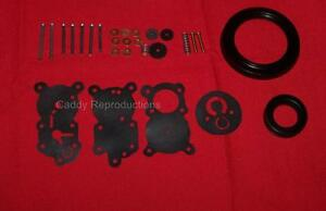 1955 1958 Cadillac Washer Pump Rebuild Kit Late 55