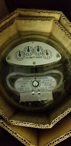 General Electric Ar5 Watthour Meter