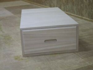 25 0 Cm Good Work Wooden Chest Of Drawers Japanese Tansu Tung Costume Box L1