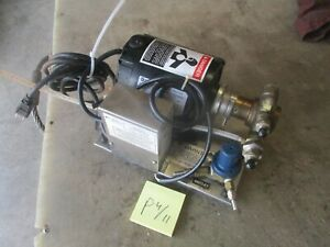 Used 1 3 hp Cornelius Timed Carbonator Pump Procon For Soda Fountain Free Ship