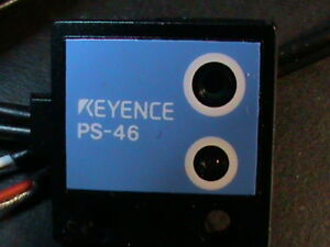 Keyence New Ps 46 Photoelectric Switch