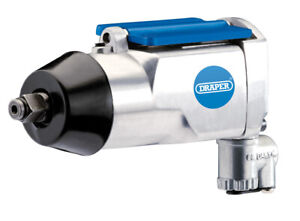 Draper 84120 Butterfly Air Impact Wrench 3 8 Square Drive Dat Baiw