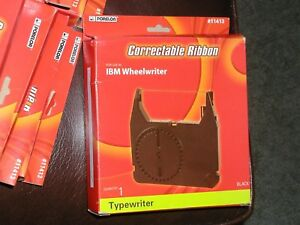 7 Porelon Ibm Correctable Ribbons 11413 For Wheelwriter 3 5 6 10 20 And 50