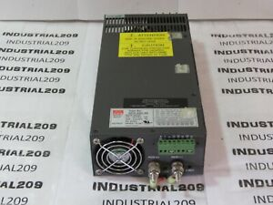 Meanwell Scn 600 48 Power Supply Used