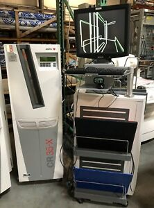 2007 Agfa Cr 35 x X ray Digitizer W Nx Workstation