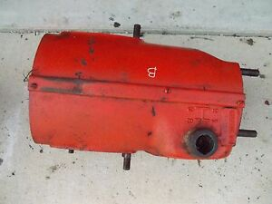 Allis Chalmers B Tractor Ac Transmission Case Housing For Shafts Gears
